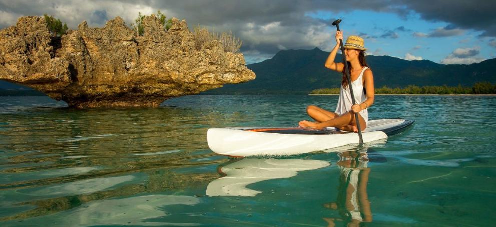 Beberapa Olahraga Air di Mauritius
