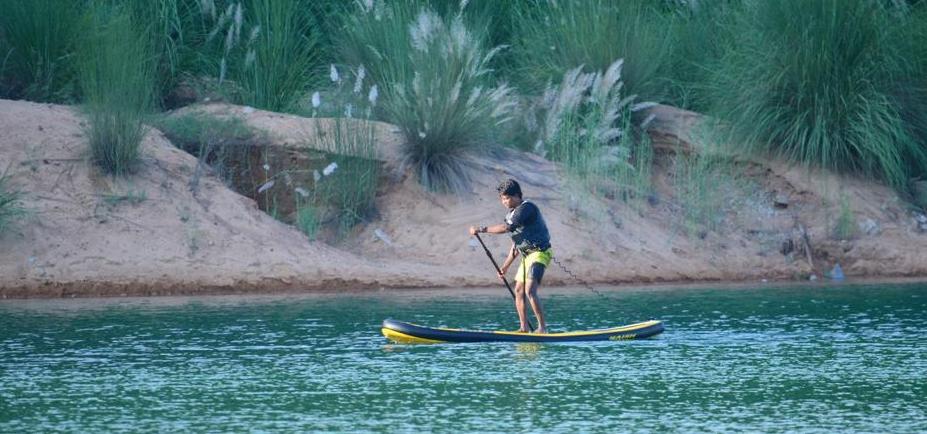 Beberapa Olahraga Air di India
