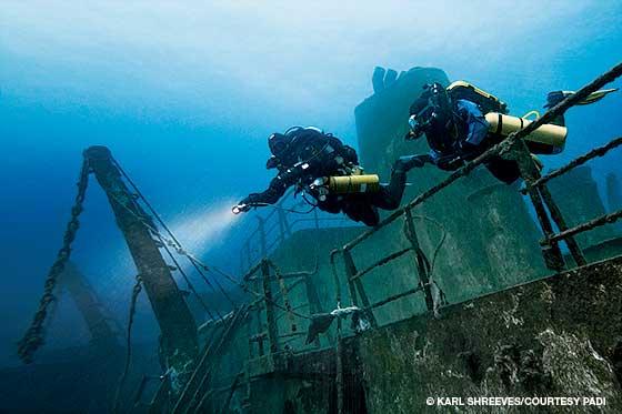 penyelaman-teknis