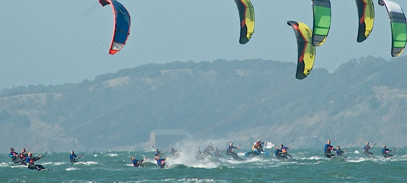 Olahraga Revolusioner Kiteboarding