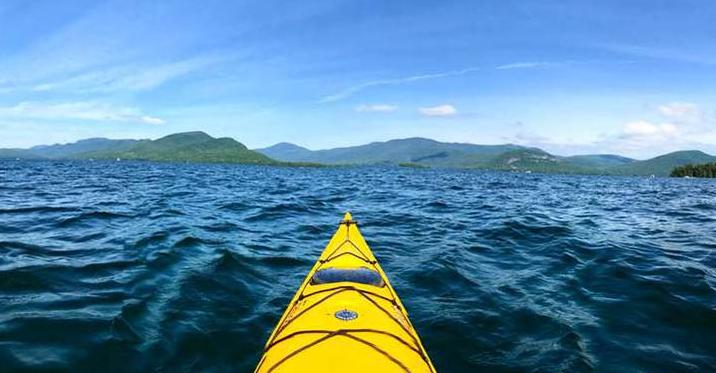 Kayak Laut, Aktivitas Olahraga Air Baru